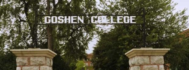 goshen entrance